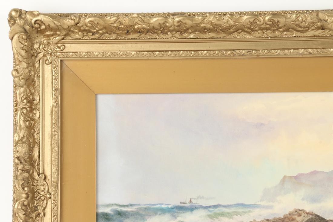 J.C. Uren Watercolour Painting - 2