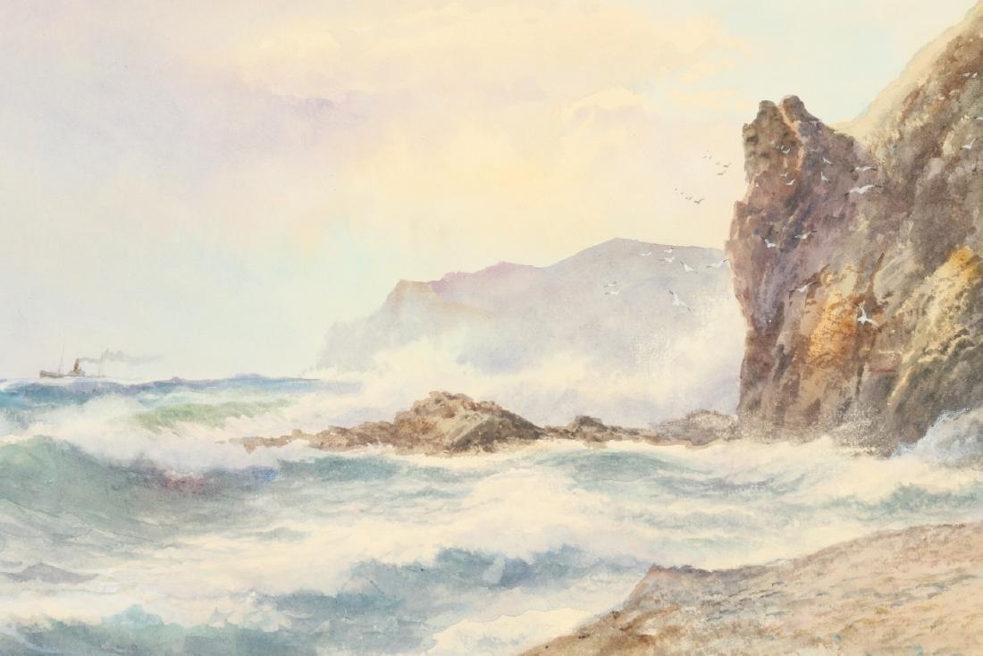 J.C. Uren Watercolour Painting - 5
