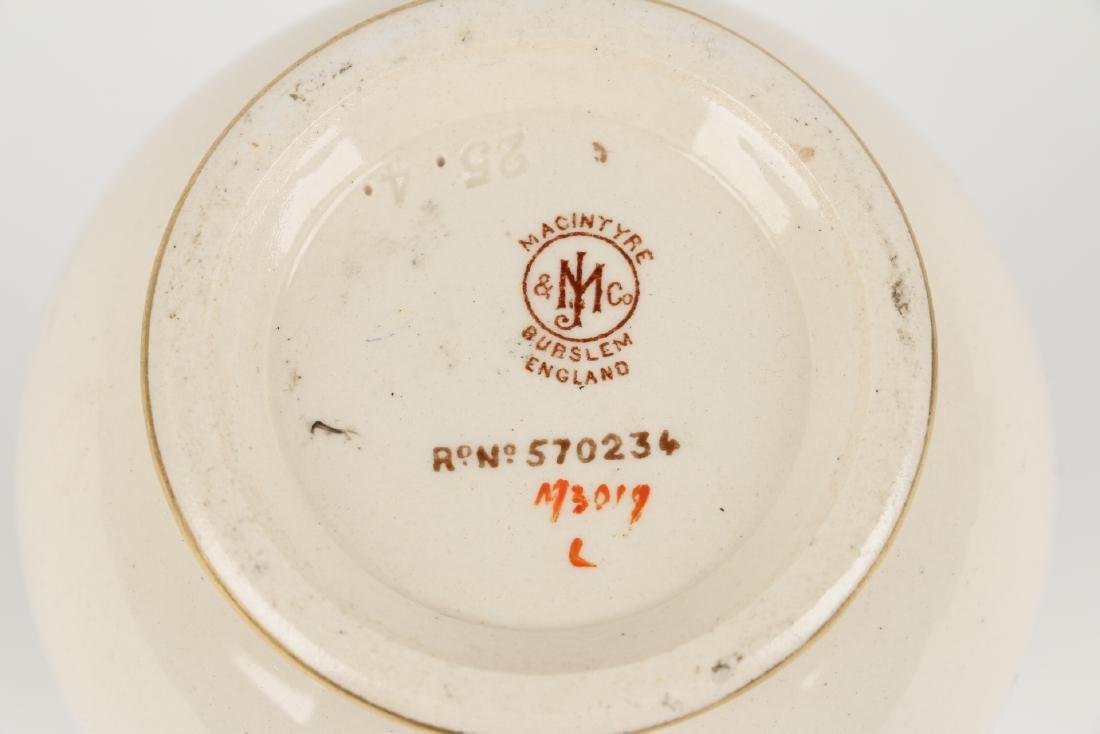 Macintyre, Burslem & Moorcroft Pottery - 10