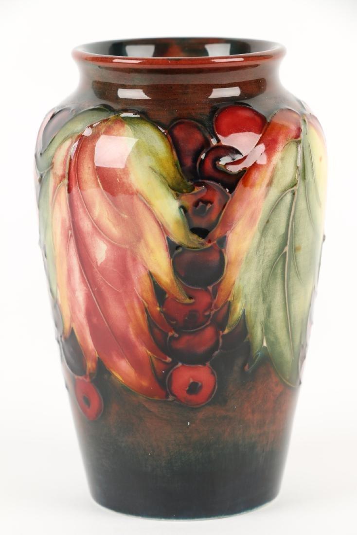 Moorcroft Pottery Vase - 4