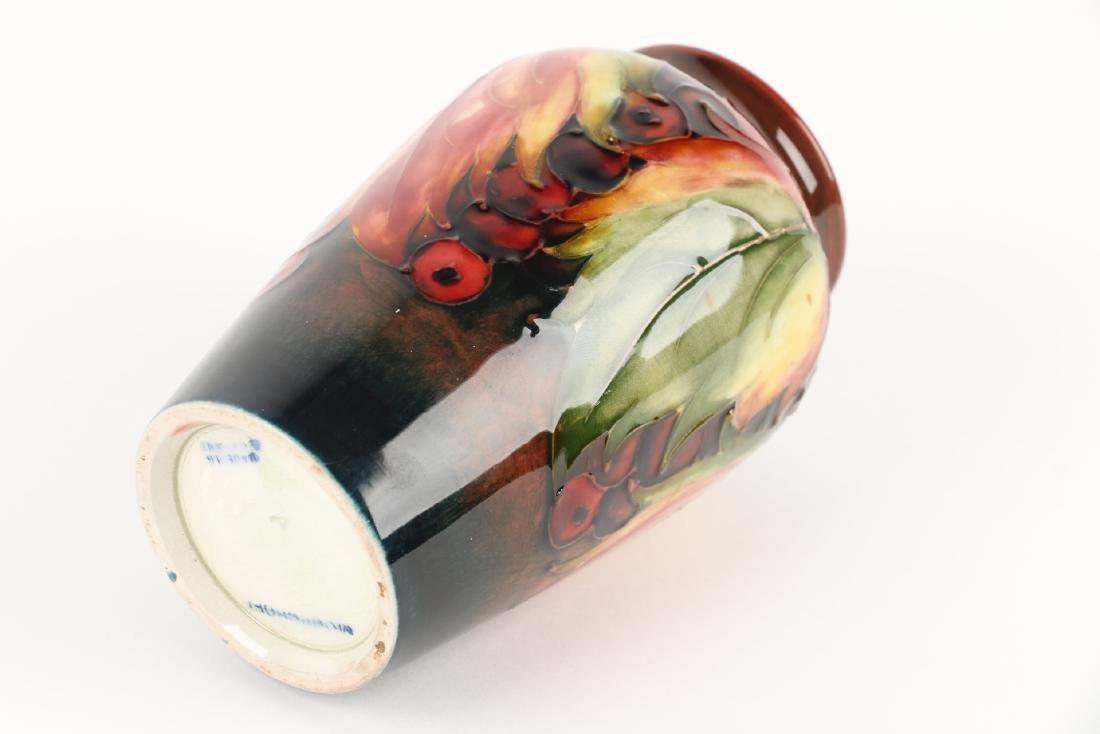 Moorcroft Pottery Vase - 7
