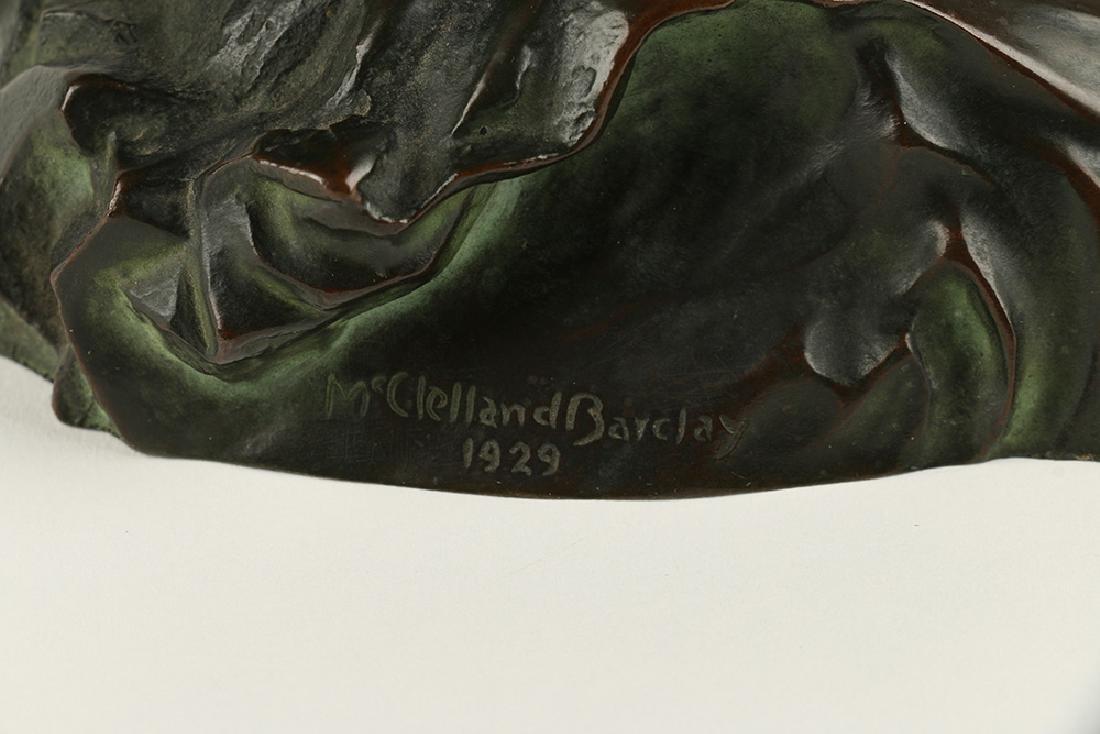 McClelland Barclay Bronze Nude Sculpture - 10