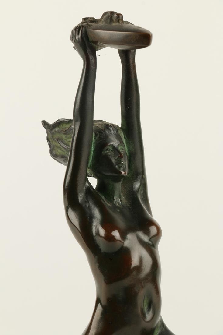 McClelland Barclay Bronze Nude Sculpture - 2