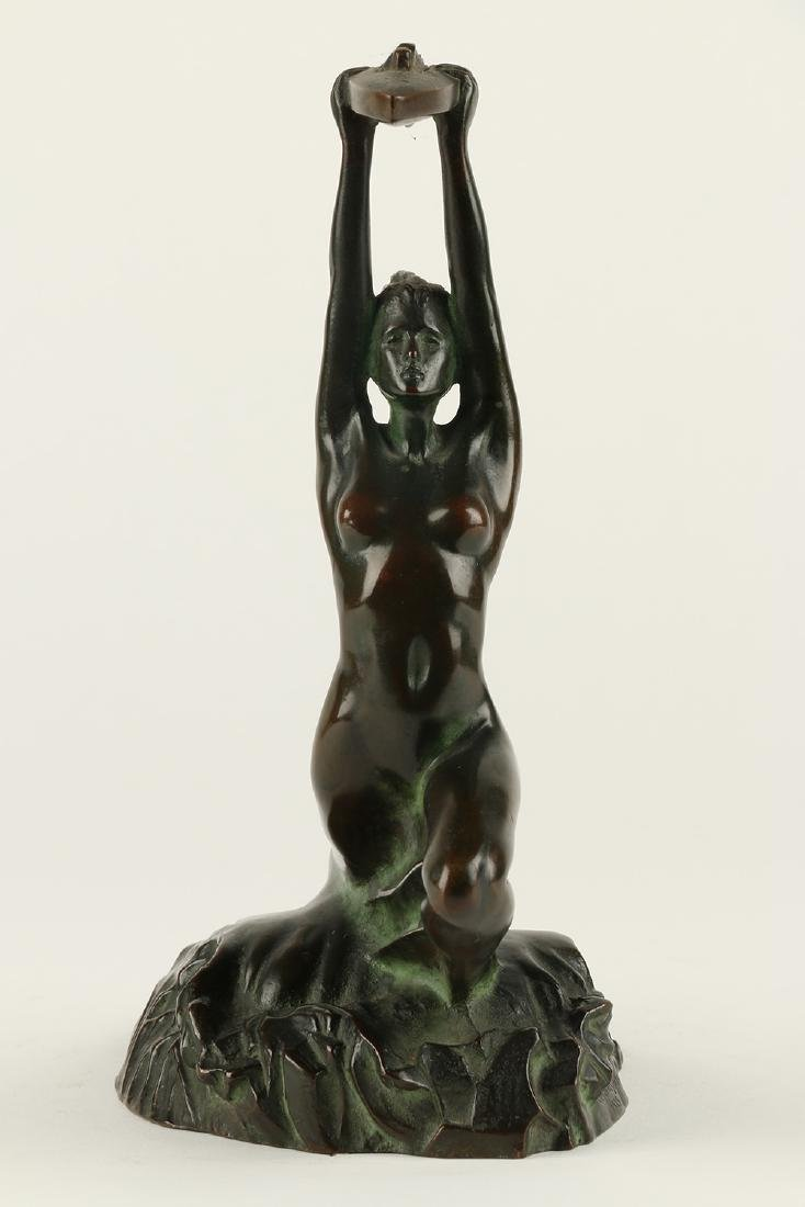 McClelland Barclay Bronze Nude Sculpture - 4