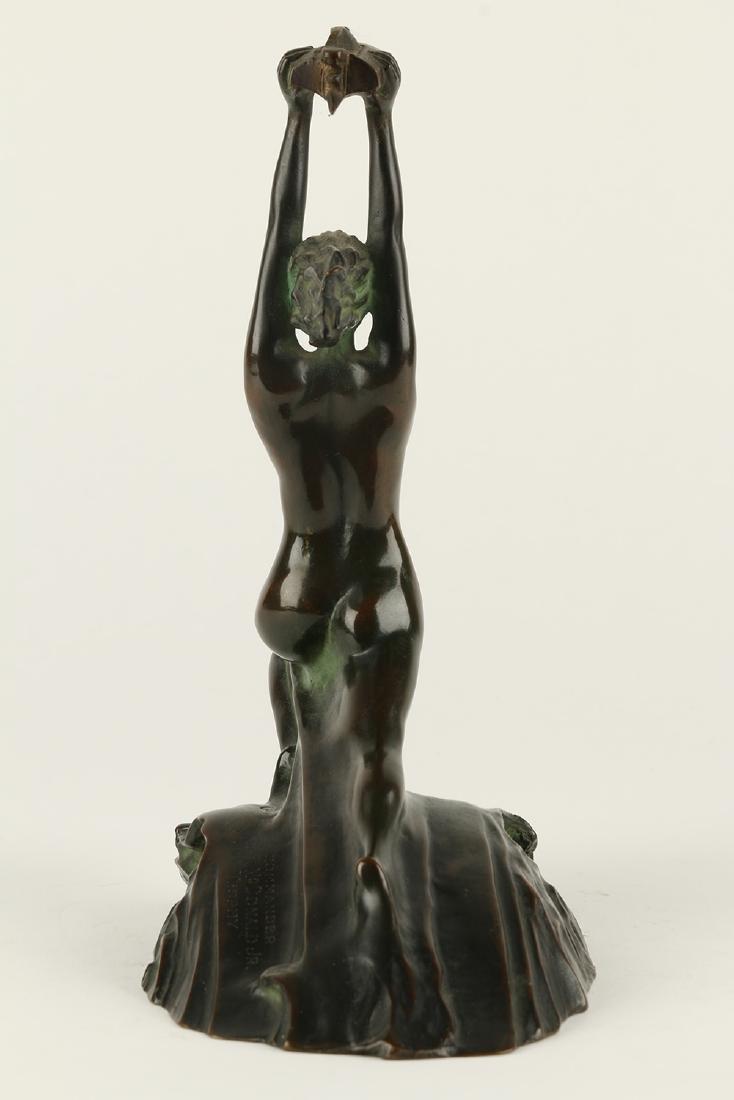 McClelland Barclay Bronze Nude Sculpture - 6
