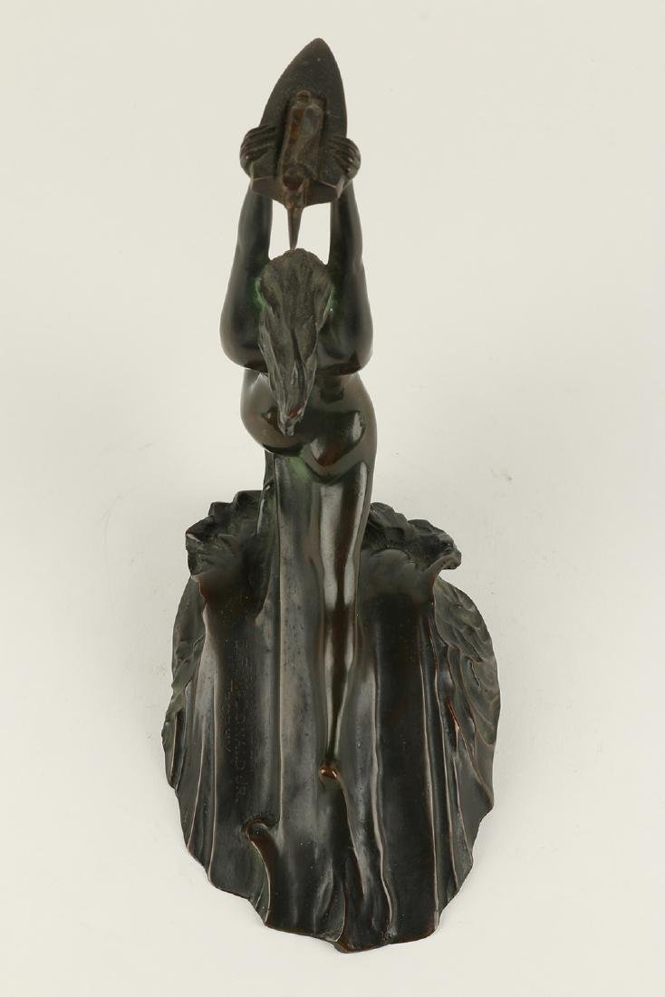 McClelland Barclay Bronze Nude Sculpture - 7