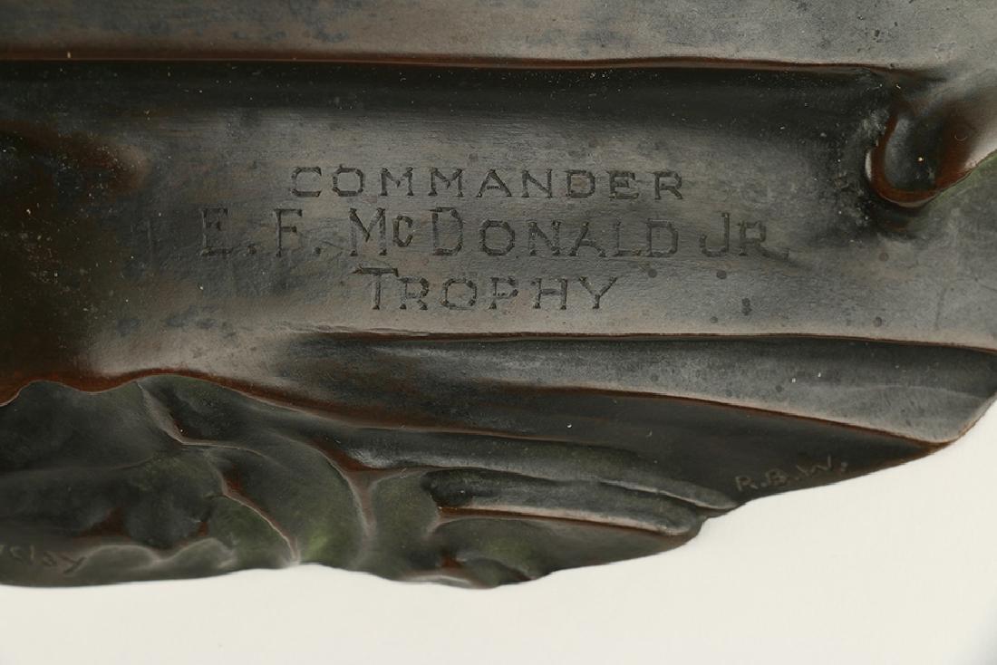 McClelland Barclay Bronze Nude Sculpture - 9