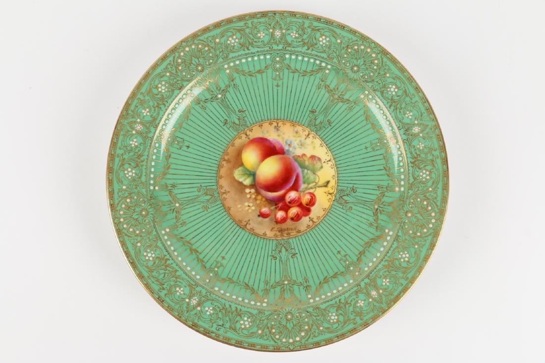 Royal Worcester Dessert Plates - 10