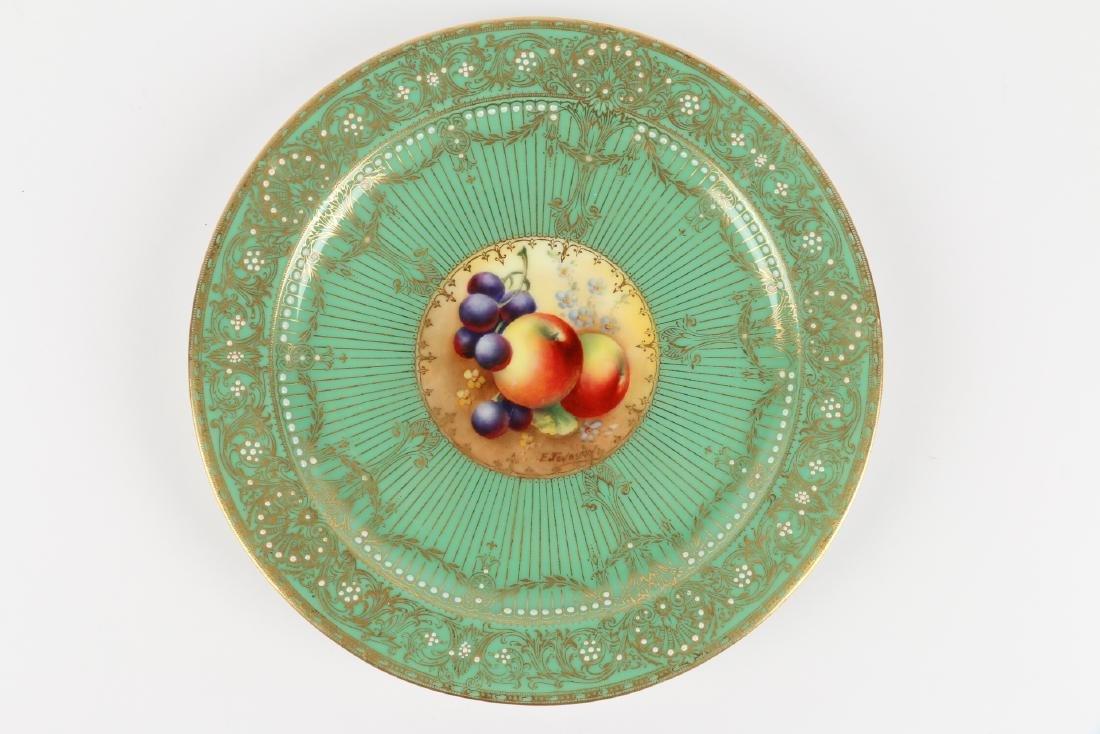 Royal Worcester Dessert Plates - 11