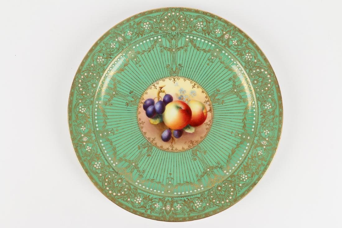 Royal Worcester Dessert Plates - 12