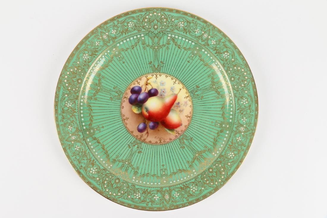 Royal Worcester Dessert Plates - 13