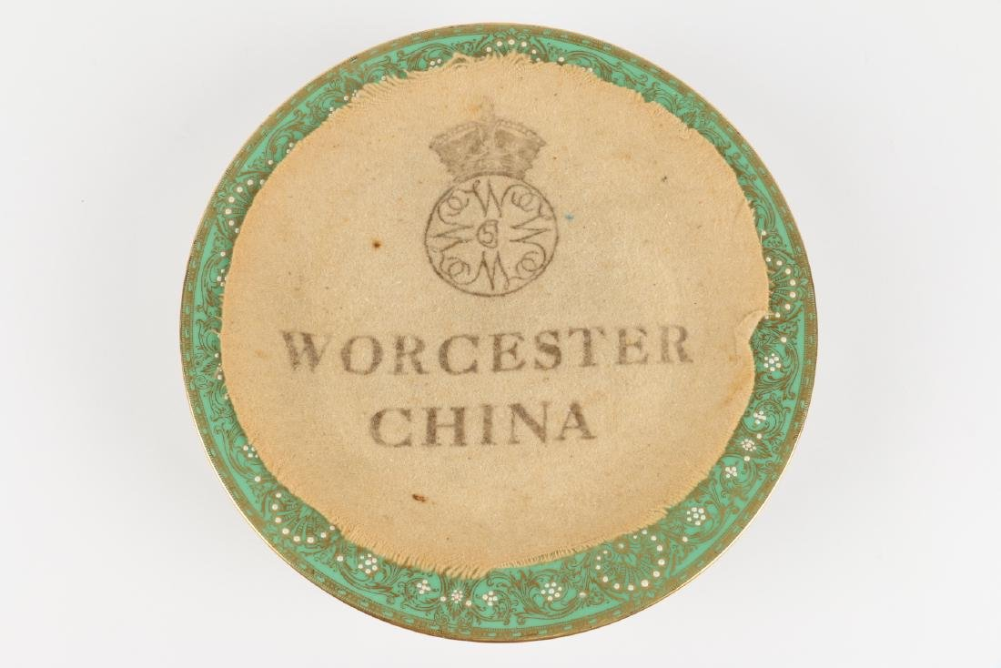 Royal Worcester Dessert Plates - 4