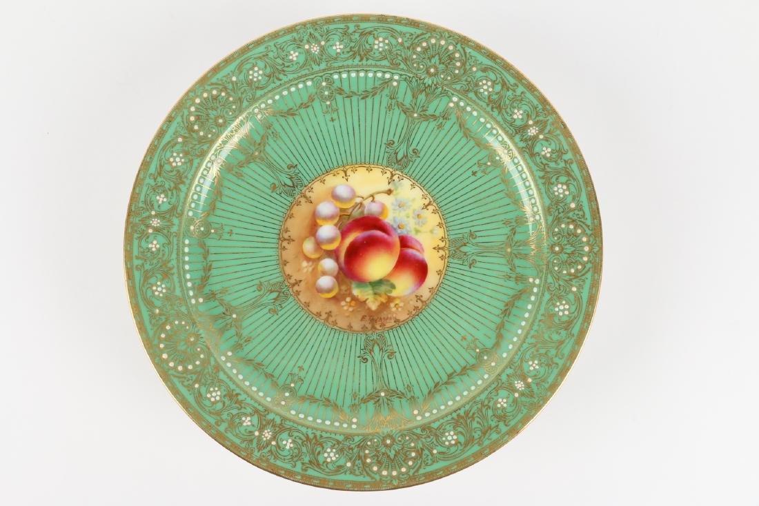 Royal Worcester Dessert Plates - 5