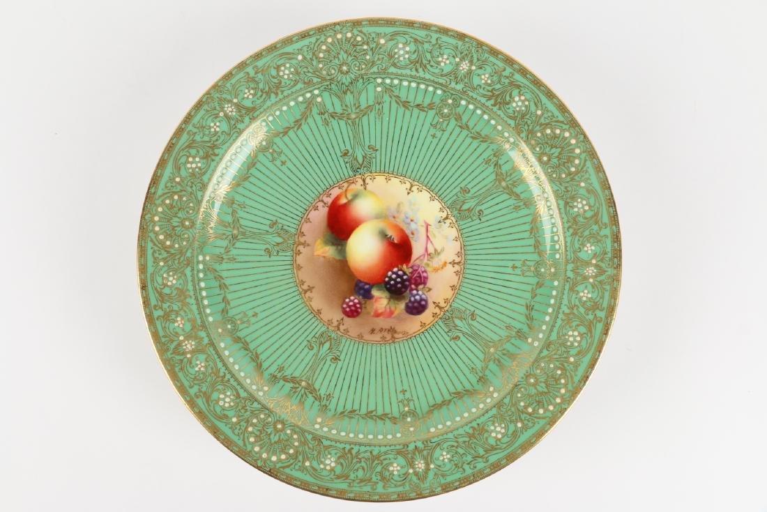 Royal Worcester Dessert Plates - 6