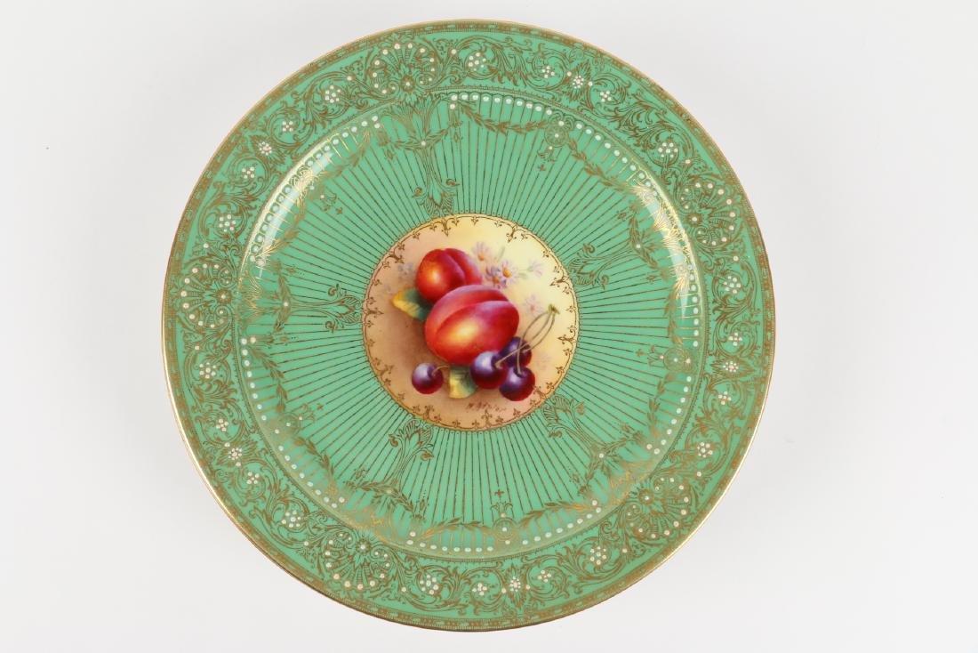 Royal Worcester Dessert Plates - 7