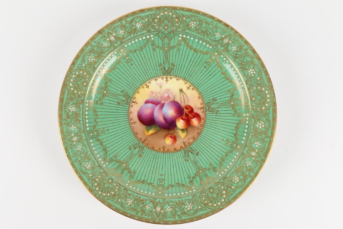 Royal Worcester Dessert Plates - 9
