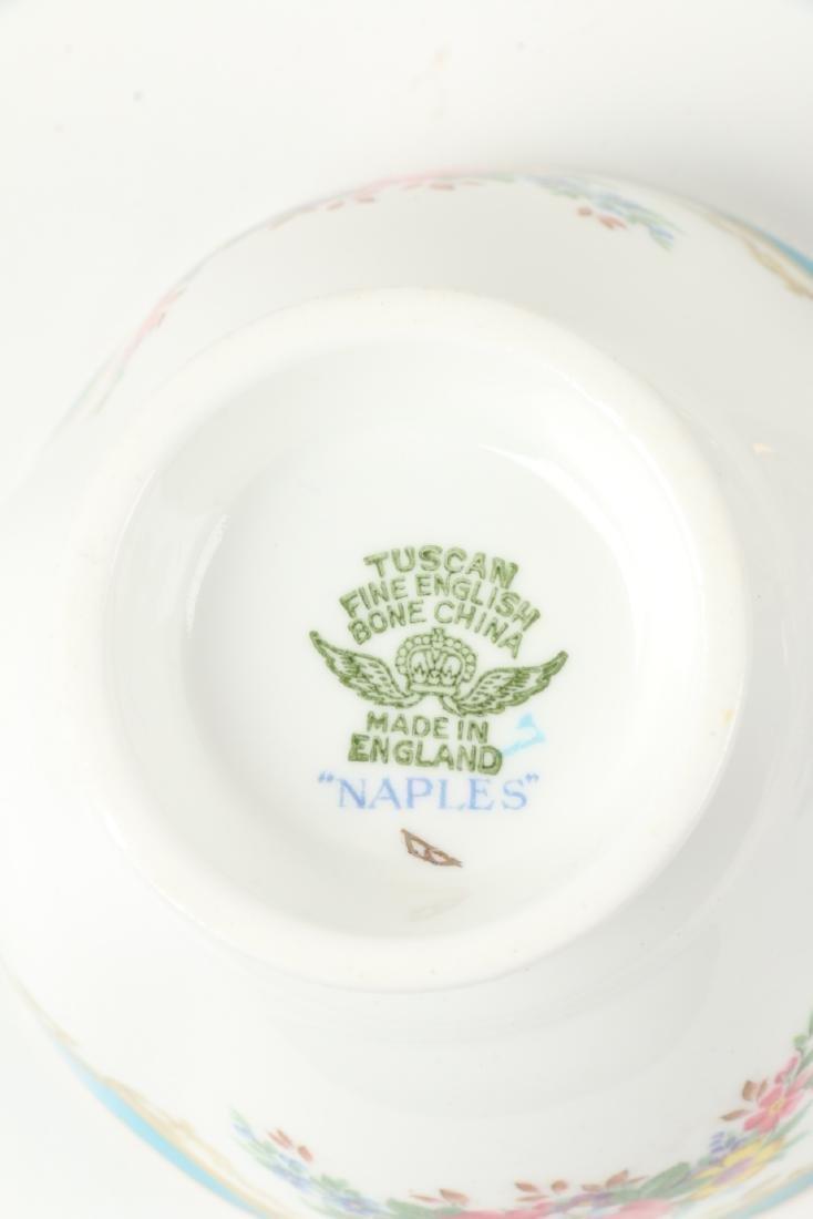 Twenty-two (22) sets of Tea Cups & Saucers - 5