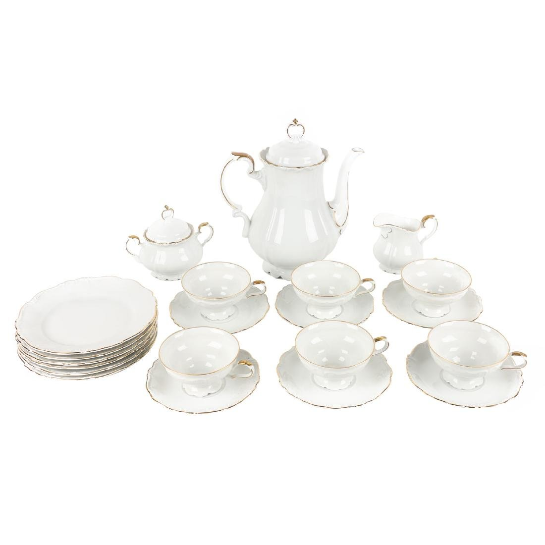 Edelstein China Tea Service