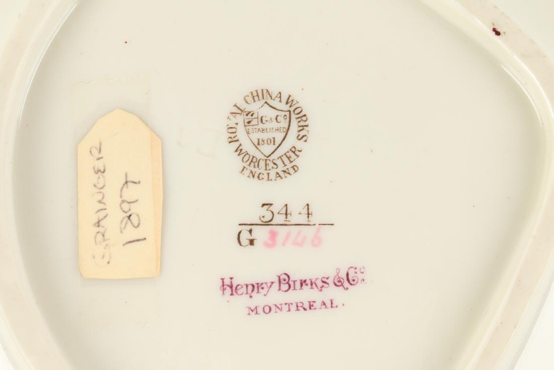 English Porcelain Serving Dishes - 10