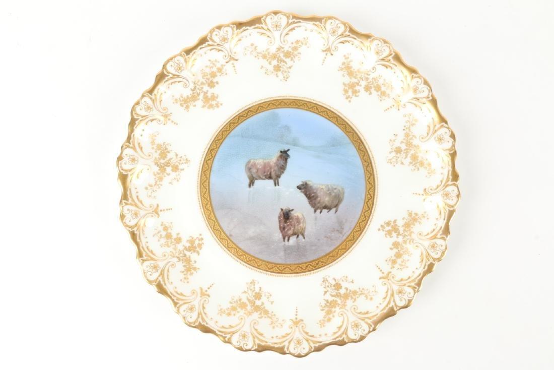 English Porcelain Serving Dishes - 2