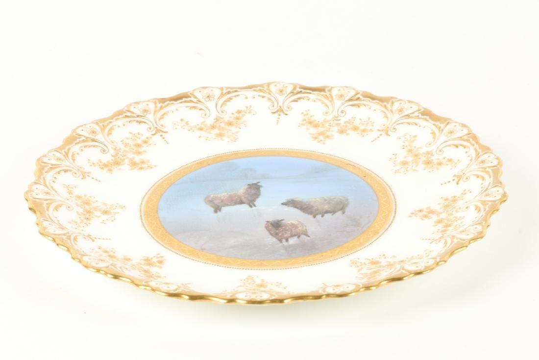 English Porcelain Serving Dishes - 4