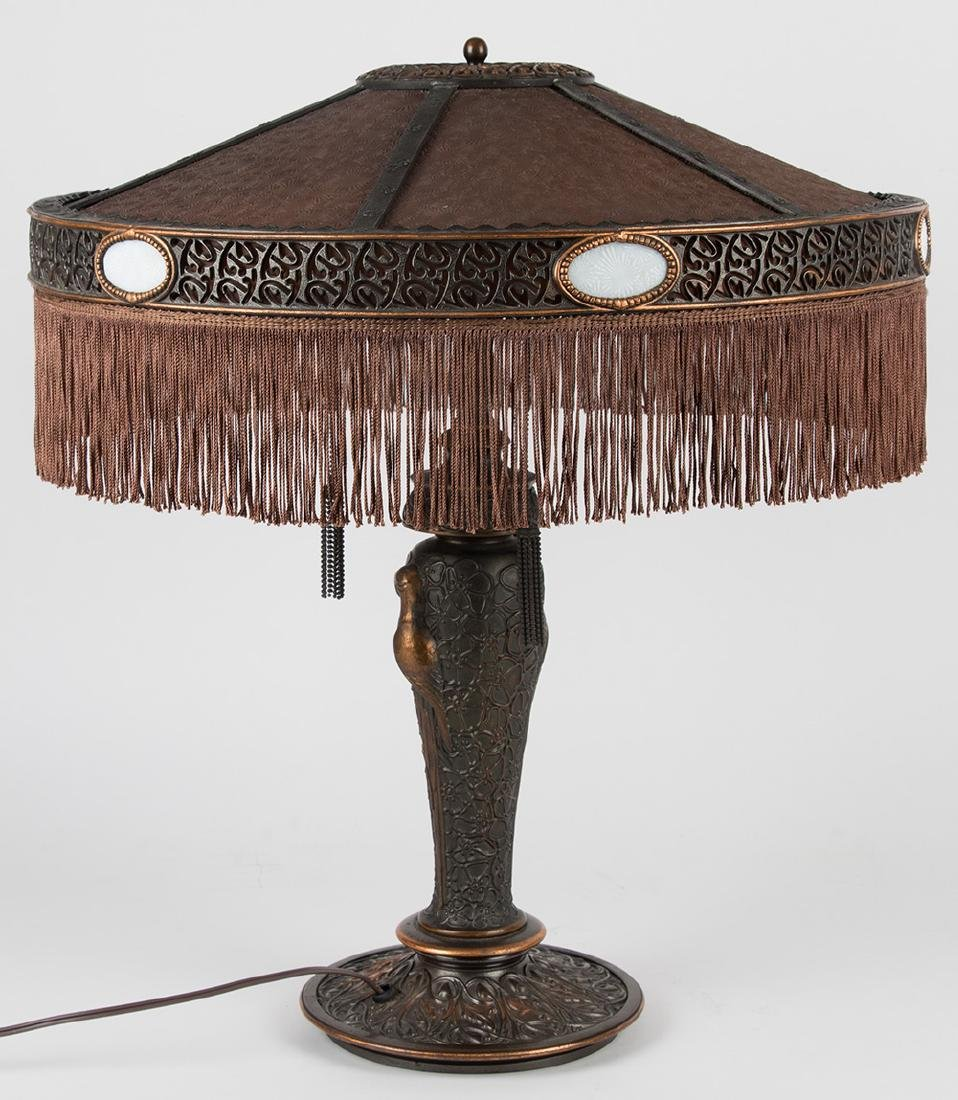 Parrot Motif Table Lamp - 10