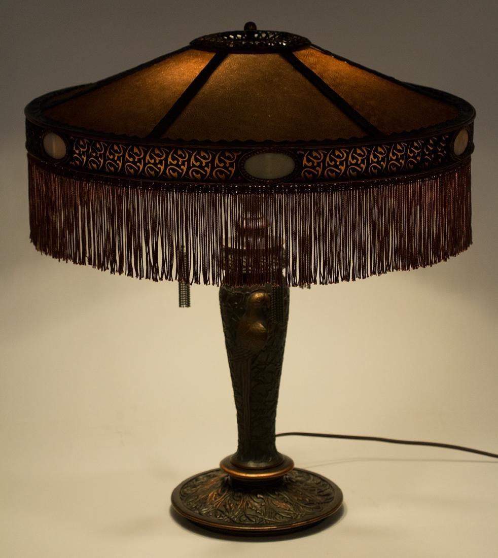 Parrot Motif Table Lamp - 2