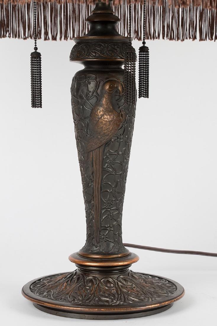 Parrot Motif Table Lamp - 4