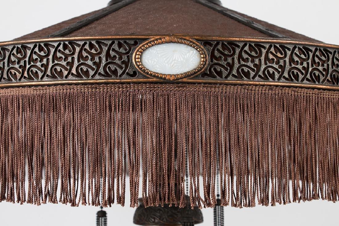 Parrot Motif Table Lamp - 5