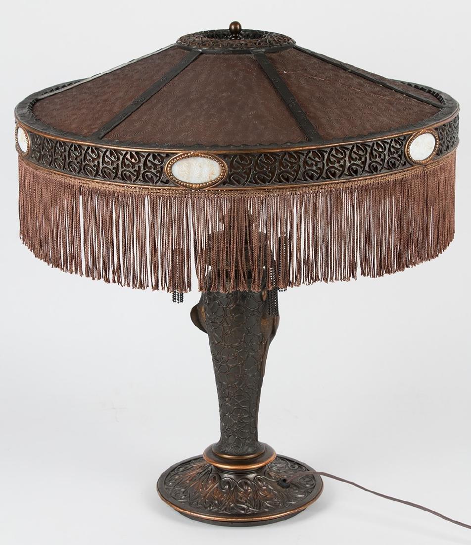 Parrot Motif Table Lamp - 6