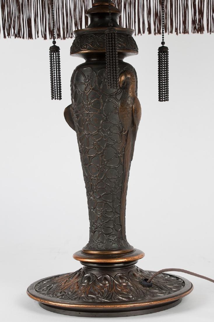 Parrot Motif Table Lamp - 8