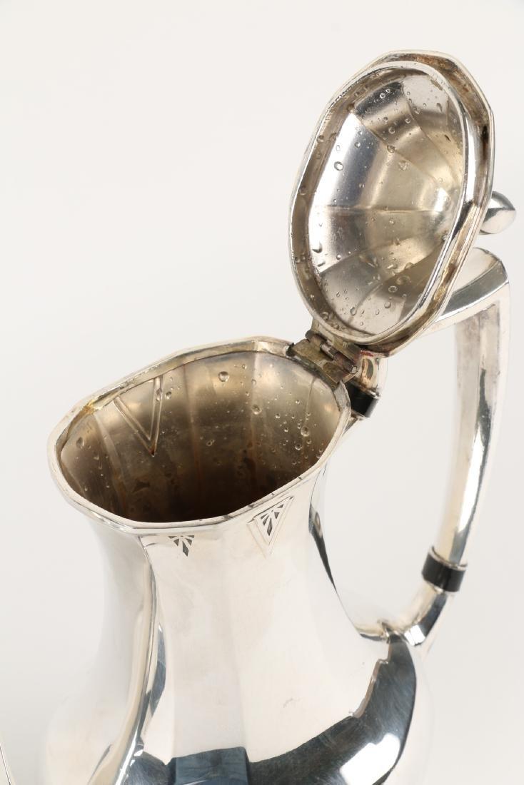 Art Deco Silverplate Tea Service - 10