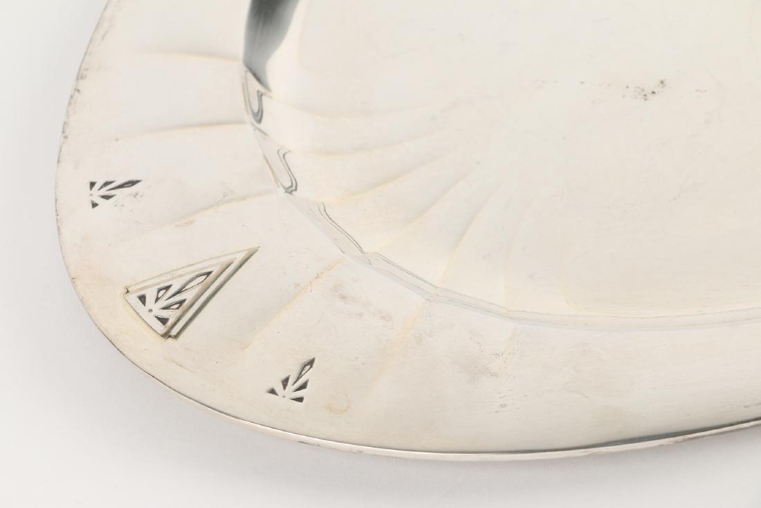 Art Deco Silverplate Tea Service - 3