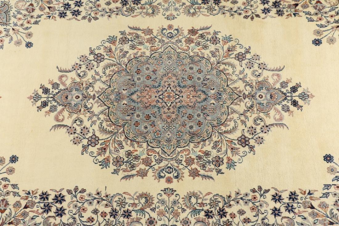 Handmade Kashmir Rug, India - 6