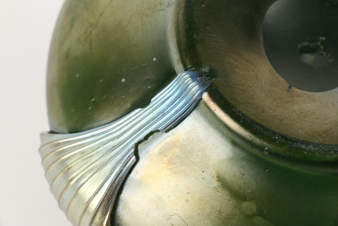Kralik Art Glass Vase - 9