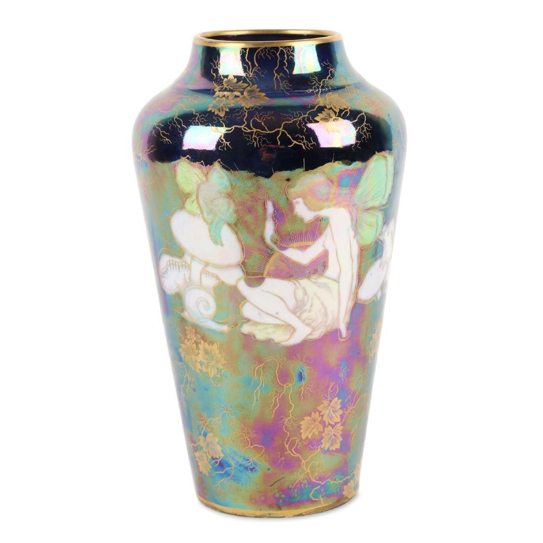 Royal Stafford Lustre Vase