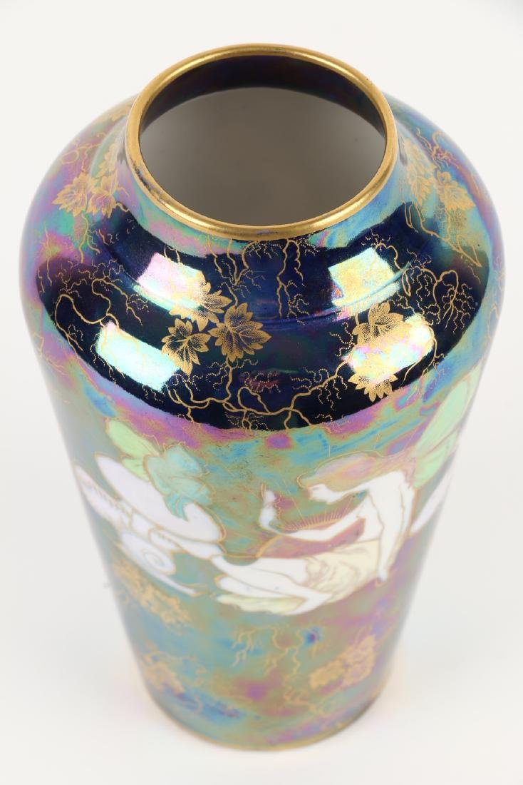 Royal Stafford Lustre Vase - 2