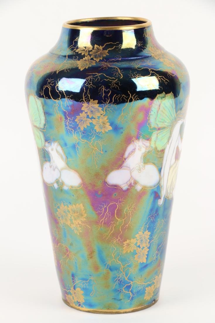 Royal Stafford Lustre Vase - 4