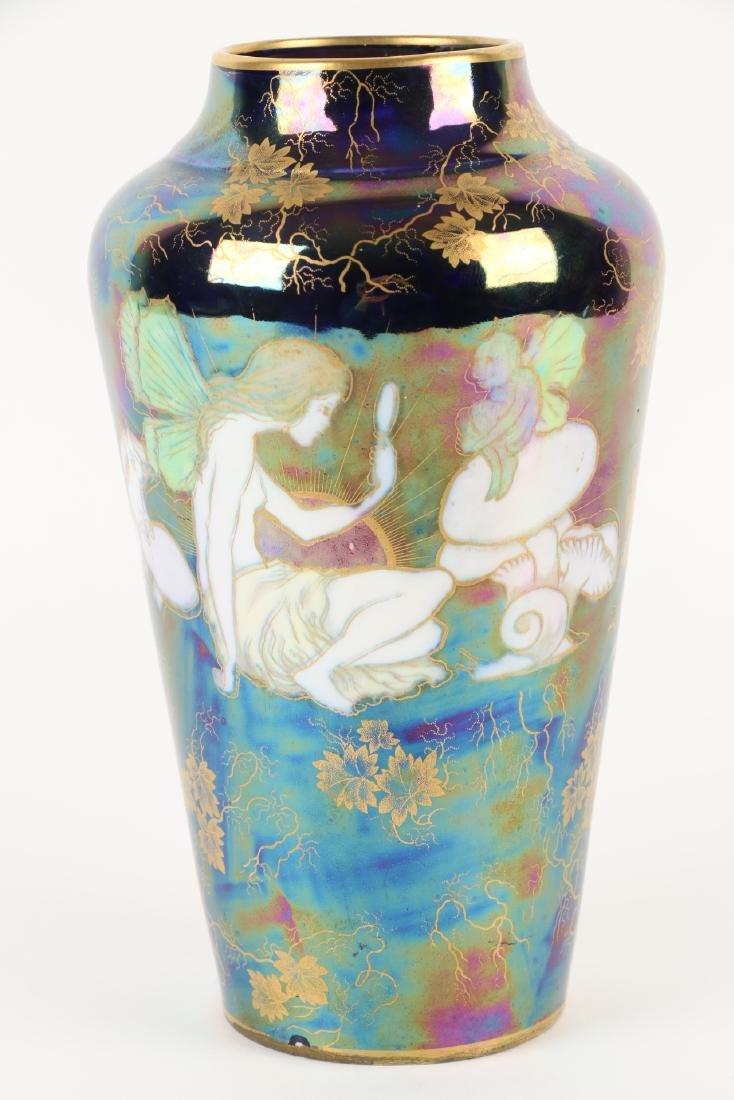Royal Stafford Lustre Vase - 5