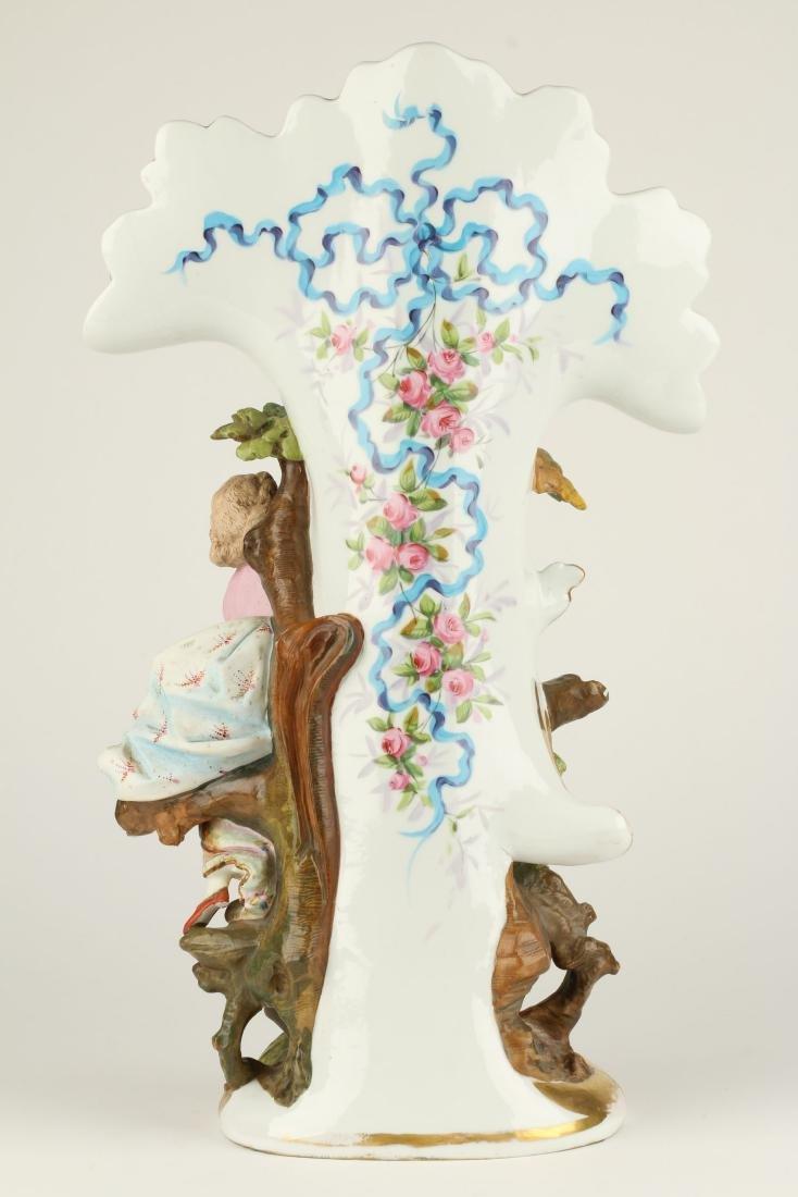 Exceptional Paris Porcelain Vases - 10