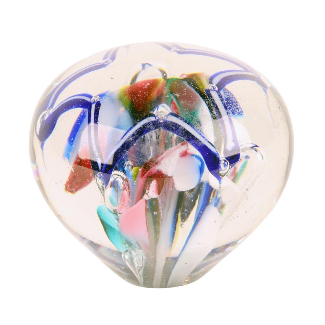 American Art Glass Paperweight