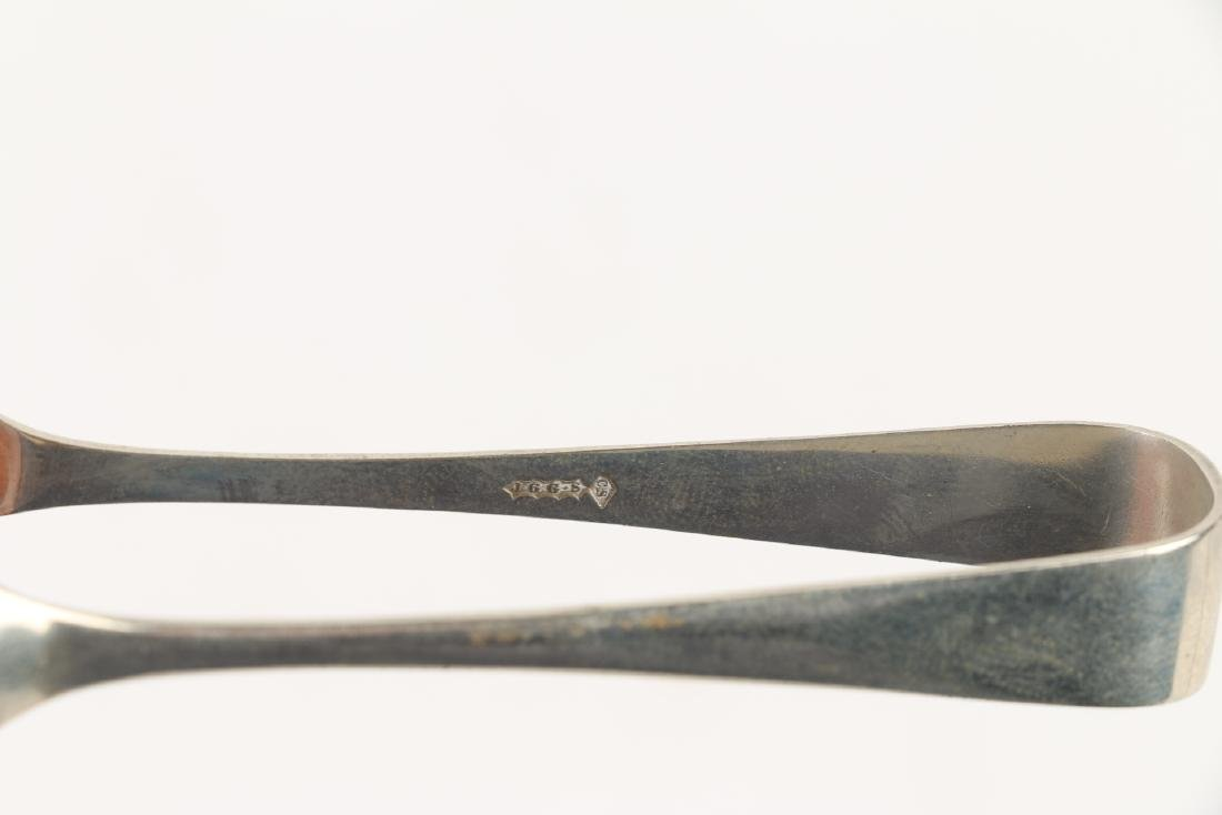 Sterling Silver & Silverplate Sugar Tongs - 7