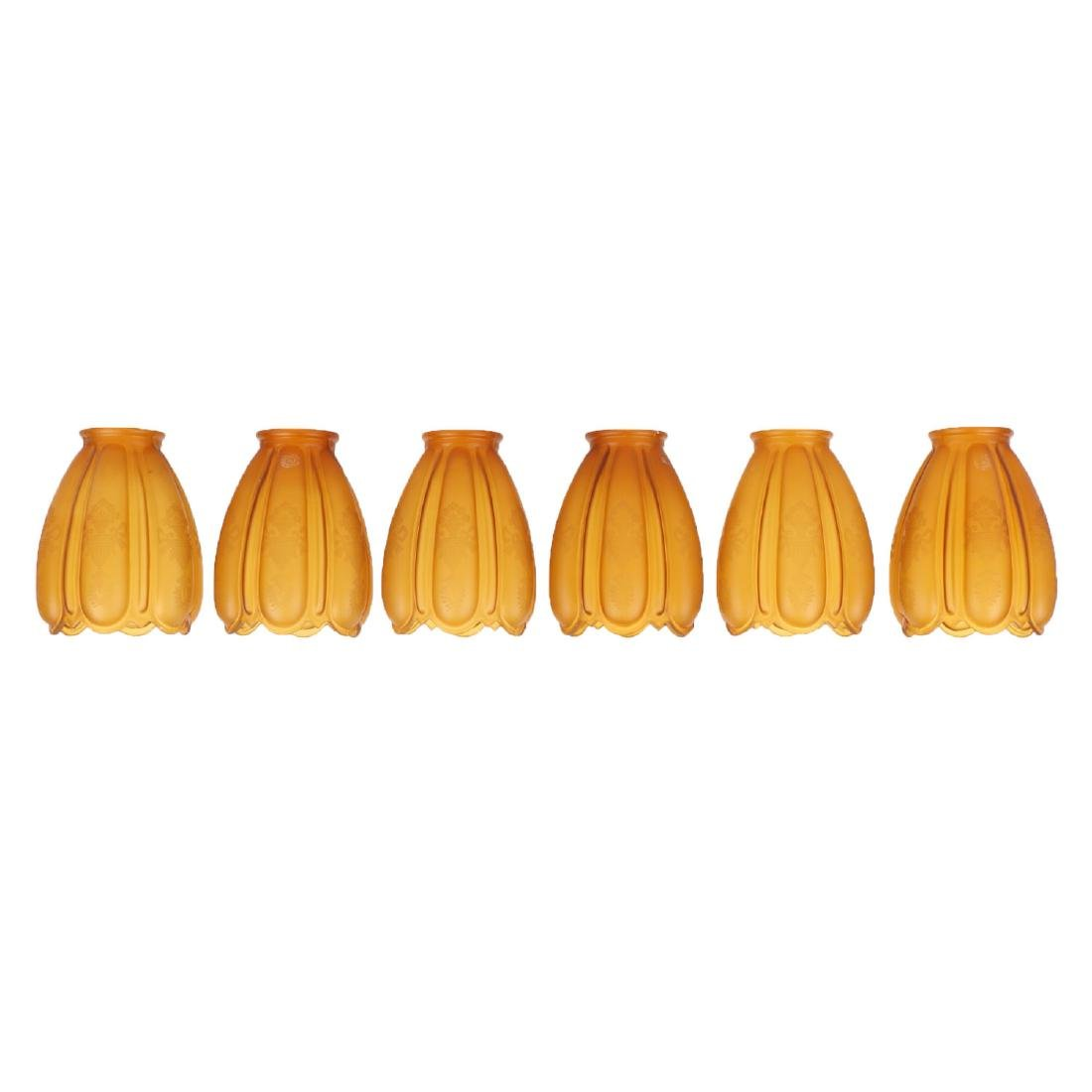 Bellova Art Glass Lamp Shades