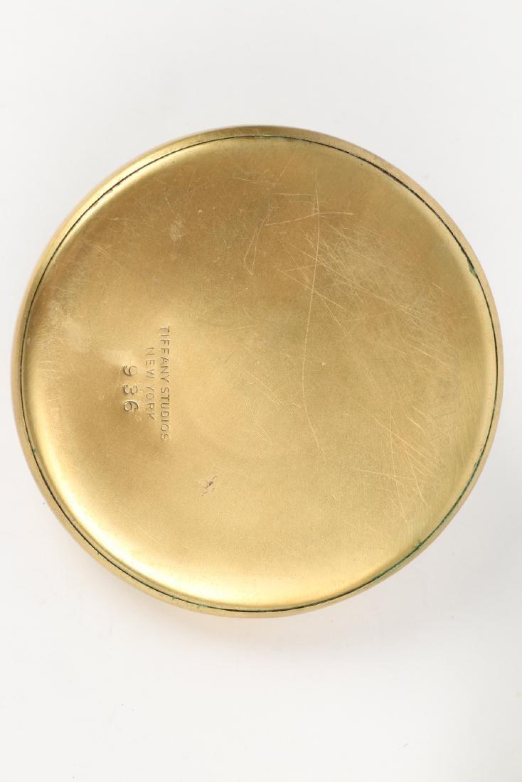 Tiffany Bronze Desk Accessories - 4