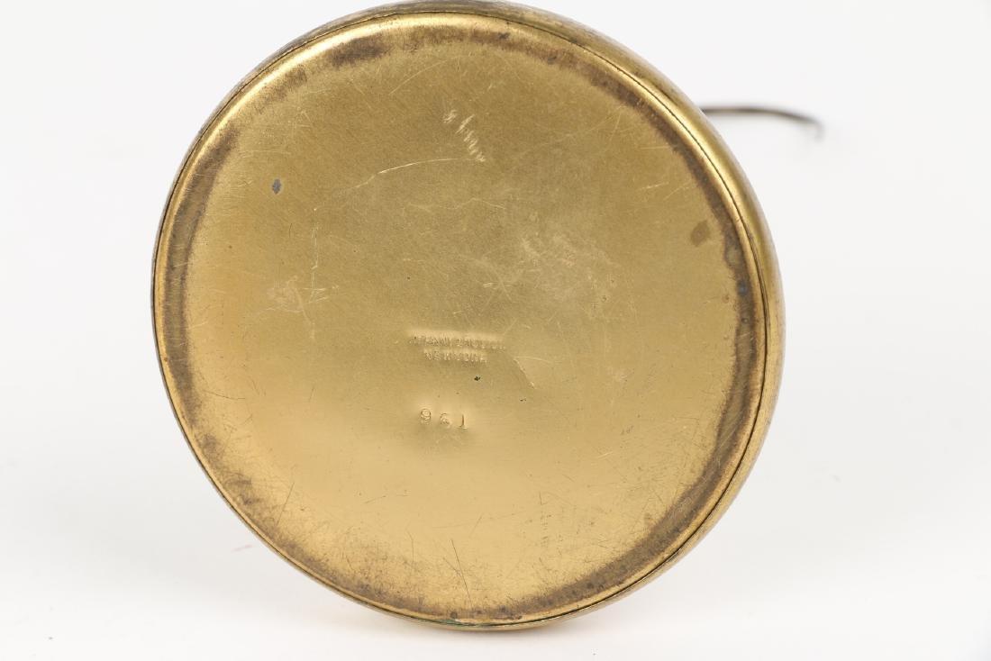 Tiffany Bronze Desk Accessories - 5