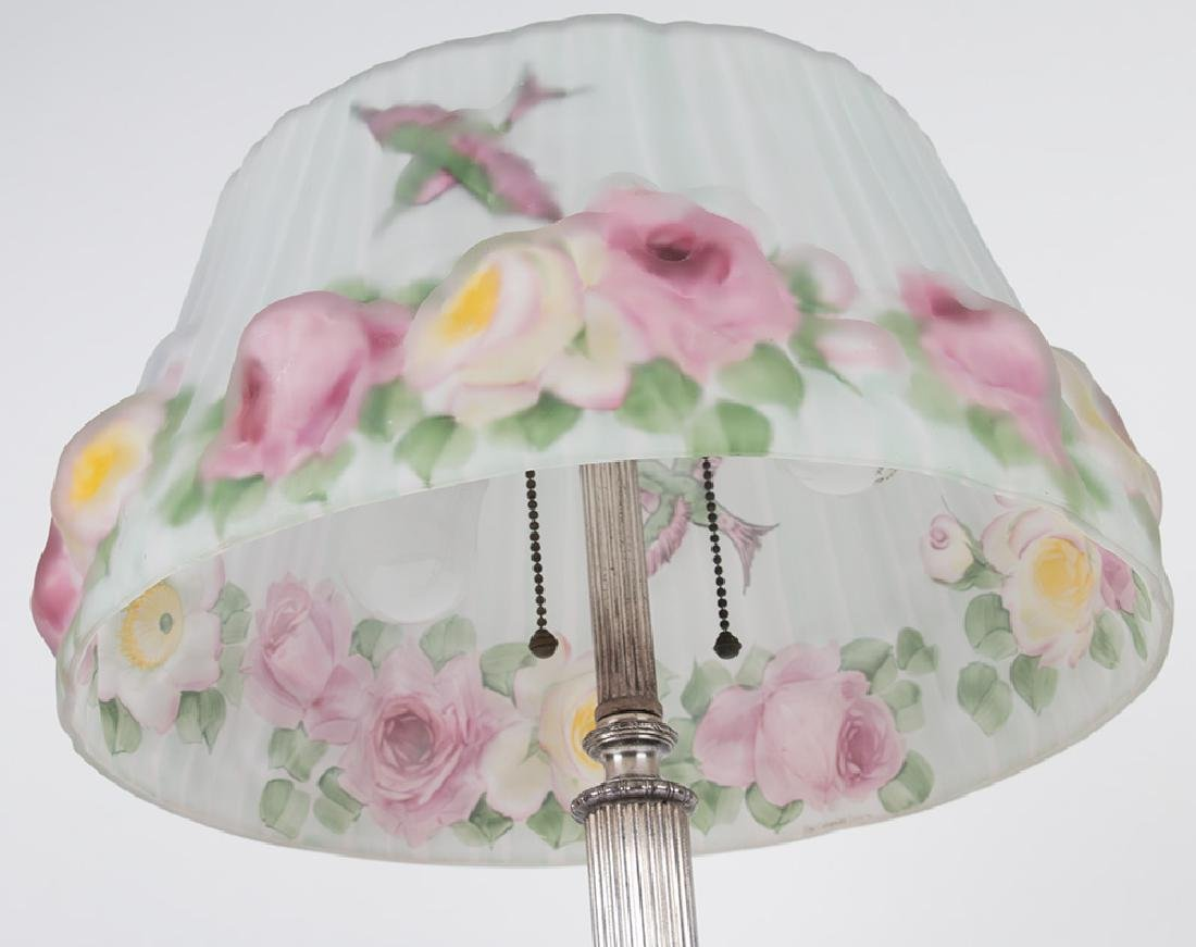 Pairpoint Puffy Table Lamp - 5