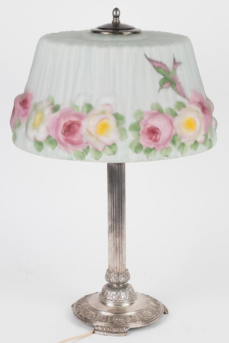 Pairpoint Puffy Table Lamp - 8