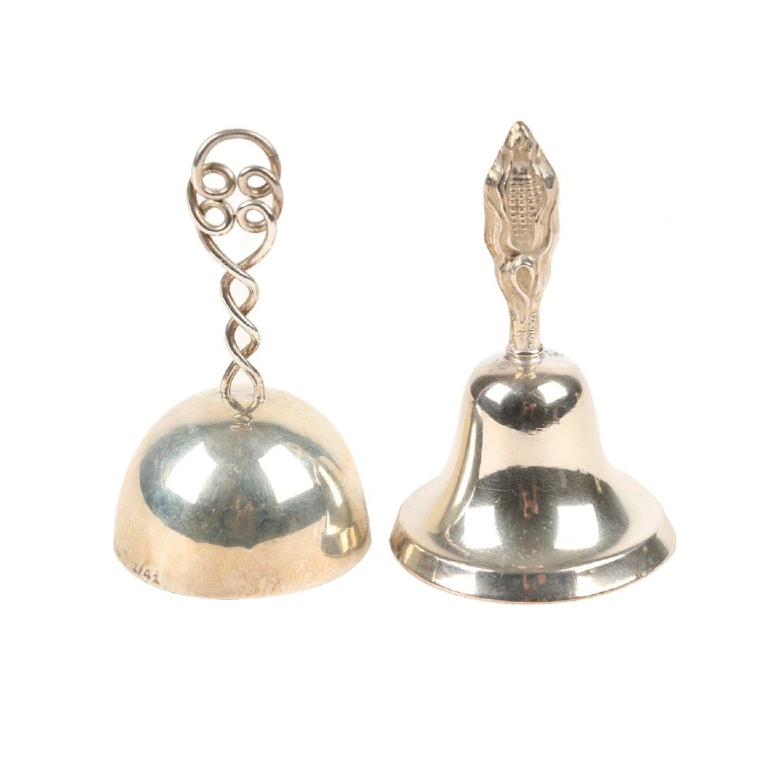 Birks Sterling Silver Call Bells