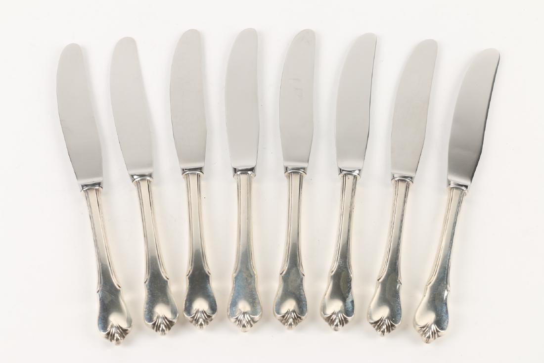 Wallace Sterling Silver Flatware Set - 2