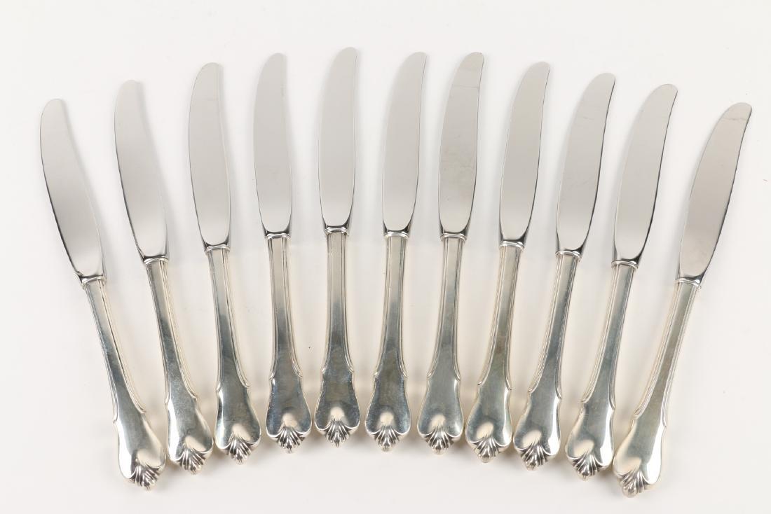 Wallace Sterling Silver Flatware Set - 4